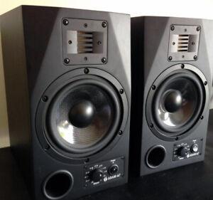 ADAM Audio A7 - Coppia monitor professionali da studio - ECCELLENTI!