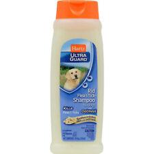 HARTZ - UltraGuard Rid Flea & Tick Dog Shampoo with Oatmeal - 18 fl. oz.