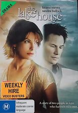 The Lake House - Keanu Reeves & Sandra Bullock (DVD, 2009) Region 4