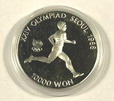 Seou 00004000 l Olympics, South Korea, 10000 Won, 1998