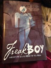 Freak boy . Freepost (T)
