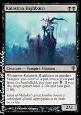 KALASTRIA HIGHBORN // FOIL // NM // Worldwake // Engl. // Magic the Gathering
