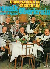 """SLAVKO AVSENIK - Heimatabend in Oberkrain ★ 12"""" LP Vinyl"""
