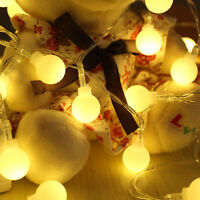 Battery Powered 20 LED String Light Wedding Xmas Party Home Decor Lamp Lights