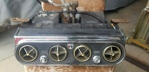 OEM 1966 Ford Mustang Underdash Air Conditioner  66 Fairlane AC w/hoses