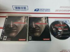 Metal Gear Solid 4 Guns of the Patriots Playstation 3 PS3 Video Game Complete