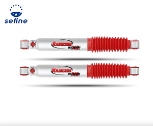 Rancho RS9000XL Rear Shock Absorber Pair For Dodge Nitro / Jeep Liberty RS999284