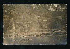 Gloucestershire Glos BRISTOL Stapleton Snuff Mill Bridge used c1910/20s RP PPC