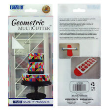 PME géométrique Multicutter gâteau Glaçage coupeur moyen À angle droit 1 pouce