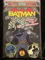 Batman 100 Page Giant( DC) #5 NM 2019 Walmart Exclusive