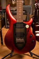 Sterling by Music Man Maj100 Iced Crimson Red Electric Guitar P/o