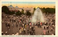 Toronto, Canada, Canadian National Exhibition Grounds Postcard