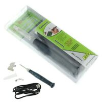 Mini USB 5V 8W Electric Powered Soldering Iron Pen/Tip Touch Switch kit Portable