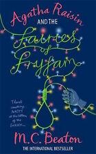 AGATHA RAISIN AND THE FAIRIES OF FRYFAM _ M C BEATON _ BRAND NEW A_ FREEPOST UK