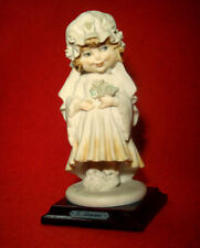 Giuseppe Armani Child Bride Figurine Sculpture Florence Italy