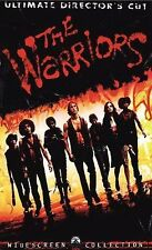 The Warriors (DVD, 2005, Directors Cut/Widescreen)
