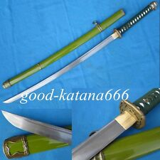 Hand Forge Japanese 98 Type Military Samurai Sword Katana Patter Steel Blade-02