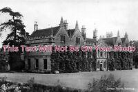LI 857 - Casewick Hall, Uffington, Stamford, Lincolnshire - 6x4 Photo