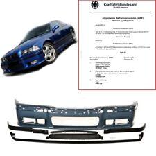 BMW E36 Stoßstange Coupe Cabrio Limousine Touring grundiert+GT Lippe für M3 +ABE