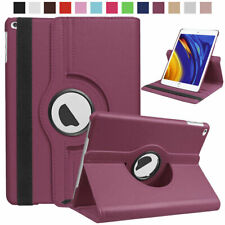 360 Rotating Shockproof Leather Smart Case For Apple iPad 7th Generation 10.2""