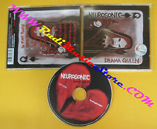 CD NEUROSONIC Drama Queen 2006 Germany BODOG MUSIC 0172635BDM no lp mc dvd (CS1)