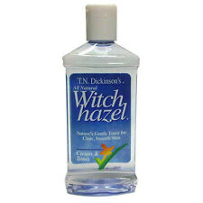 New 240ml T.N. Dickinson's Facial Toner Witch Hazel Skin Cleanser Natural