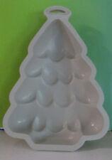 Wiltons  Micro Bakes Cake Pan Christmas Tree Holiday Microwave 1989 U.S.A.
