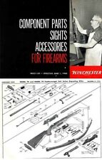 Winchester 1960 Component Parts Catalog