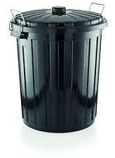 Abfalleimer Mülleimer Müllkorb Müllbehälter 73 Liter Ø 50 x H: 60 cm Gastlando