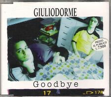 "GIULIODORME - RARO CDs "" GOODBYE """