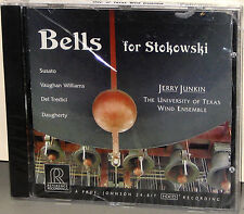 Reference Recordings CD RR-104: Bells for Stokowski - Junkin - 2004 USA SEALED