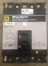 Square D Mag-Gard 15 Amp 3 Pole