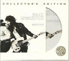Springsteen, Bruce Born to Run GOLD CD Mastersound SBM mit Slipcover