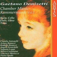 Donizetti: Chamber Music, Vol. 2 Arturo Bonucci Claudia Antonelli Pietro Spada