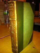 "Antique Fine Binding Hb George Eliots Works ""Theophrastus Such"" Cabinet Edition"
