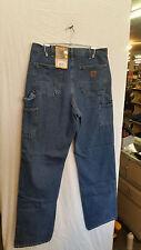 Carhartt mend carpenter pants B13DPS size 35 x 34