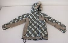Orage Talent High-Quality Insulated Waterproof Breathable Jacket Girls Size 10