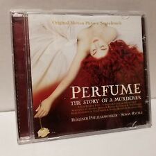 Perfume The Story Of A Murderer 2006 soundtrack EMI Classics OOP