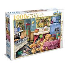 1000pc Tilbury Kids/Family Doggone Good Pies 69x50cm Jigsaw Puzzle Toy/Game 8y+
