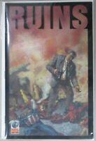 Marvel Ruins #1 Acetate Cover Warren Ellis 1995 NM/VF Alterniverse Comics