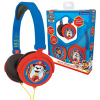 LEXIBOOK PAW PATROL STEREO HEADPHONES WITH VOLUME LIMITER - HP015PA