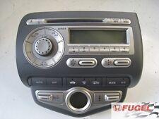39100-SAA-G41ZA, gebr. Autoradio, mit CD, Honda Jazz 1.4. Typ GD1. Bj. 2005