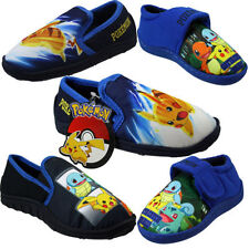 Pikachu Slippers Shoes for Boys