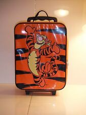 Disney Store Winnie The Pooh Tigger Childrens Trolley Suitcase