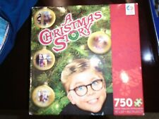 A CHRISTMAS STORY  - RALPHIE  - 750 PIECE PUZZLE - MADE IN THE USA - NIB