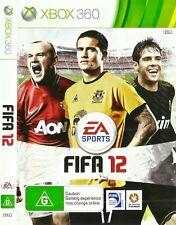 FIFA 12 (XBOX360 GAME, 2011) PAL  FIFA12