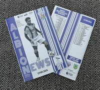 West Brom Bromwich Albion v Chelsea PREMIER LEAGUE MATCH 26/9/20! READY TO POST!