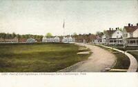 Chattanooga, TENNESSEE - Fort Oglethorpe - Chickamauga Park