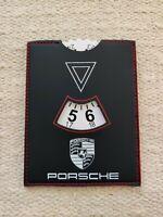 Porsche Parkscheibe 911 Turbo Carrera 4S Targa Cayman Boxster Cayenne GT GTS GT3
