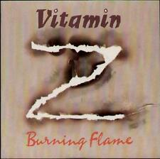 "VITAMIN Z Burning Flame  7"" Ps"